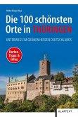 Die 100 schönsten Orte in Thüringen