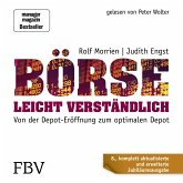 Börse leicht verständlich, 6 Audio-CDs (Jubiläums-Edition)