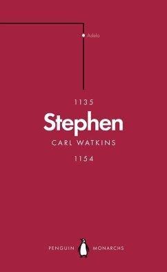 Stephen (Penguin Monarchs) - Watkins, Carl