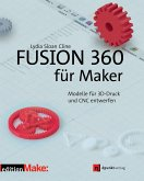 Fusion 360 für Maker (eBook, PDF)