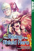 The Rising of the Shield Hero - Band 8 (eBook, PDF)