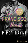 San Francisco Hearts Band 1-3 (eBook, ePUB)
