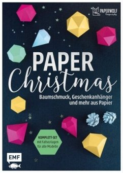 Paper Christmas (Mängelexemplar) - Kampffmeyer, Wolfram