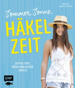 Sommer, Sonne, Häkelzeit (Mängelexemplar) - Lingfeld-Hertner, Michaela