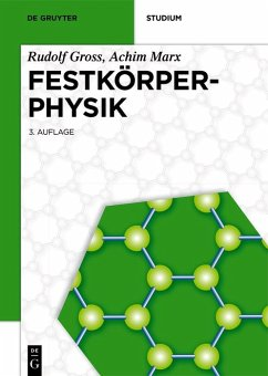 Festkörperphysik (eBook, PDF) - Gross, Rudolf; Marx, Achim