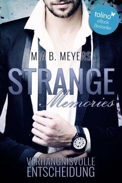 Strange Memories (eBook, ePUB) - B. Meyers, Mia