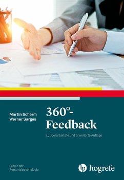 360°-Feedback - Scherm, Martin; Sarges, Werner