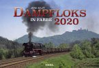 Dampfloks in Farbe 2020