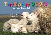 Tierkinder auf dem Bauernhof 2020