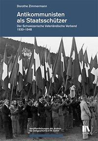 Antikommunisten als Staatsschützer - Zimmermann, Dorothe