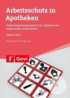 Arbeitsschutz in Apotheken, Version 2019, 1 CD-ROM