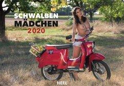 Schwalbenmädchen 2020 - Lutzebäck, Frank
