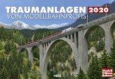 Traumanlagen von Modellbahnprofis 2020