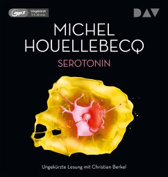 Serotonin, 1 MP3-CD - Houellebecq, Michel