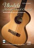 Ukulele Melody-Chord-Concept, m. 1 Audio-CD