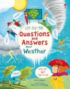 Lift-the-flap Questions and Answers about Weather - Daynes, Katie