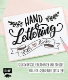 Handlettering with Love (Mängelexemplar)