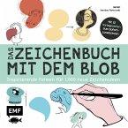 Das Zeichenbuch mit dem Blob - Mit 32 Vorlageseiten zum Sofort-Loszeichnen (Mängelexemplar)