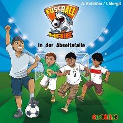 In der Abseitsfalle / Fußball-Haie Bd.9 (MP3-Download) - Schlüter, Andreas; Margil, Irene