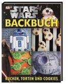 Star Wars(TM) Backbuch (Mängelexemplar)