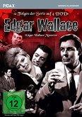 Edgar Wallace - 12 Folgen der Serie (4 Discs)