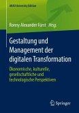 Gestaltung und Management der digitalen Transformation