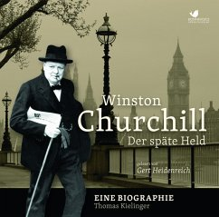 Winston Churchill, 2 MP3-CDs - Kielinger, Thomas