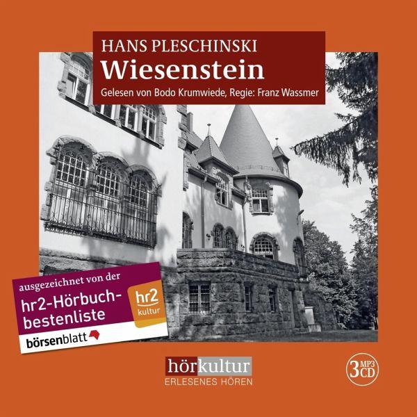 Wiesenstein, 3 MP3-CDs - Pleschinski, Hans