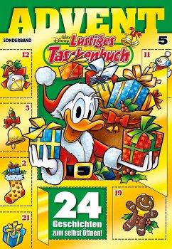 Lustiges Taschenbuch Advent Bd.5 - Disney, Walt