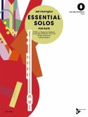 Essential Solos for Flute, m. MP3-CD