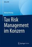 Tax Risk Management im Konzern