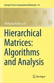 Hierarchical Matrices: Algorithms and Analysis