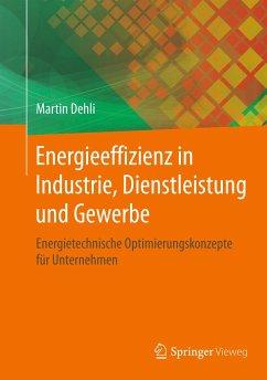 Energieeffizienz in Industrie, Dienstleistung und Gewerbe - Dehli, Martin