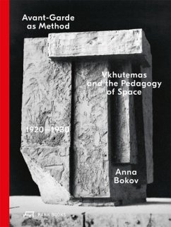 Avant-Garde as Method - Bokov, Anna