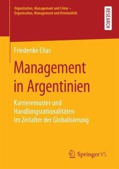 Management in Argentinien - Elias, Friederike