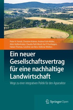 Ein neuer Gesellschaftsvertrag für eine nachhaltige Landwirtschaft