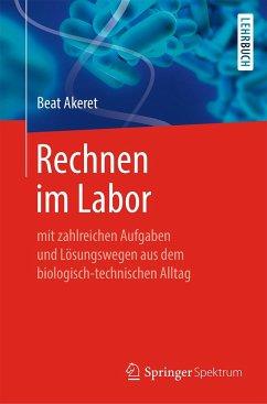 Rechnen im Labor - Akeret, Beat