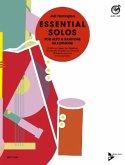 Essential Solos for Alto & Baritone Saxophone, m. MP3-CD