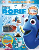 Findet Dorie - Das große Stickerbuch (Mängelexemplar)
