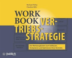 Workbook Vertriebsstrategie (eBook, PDF) - Pellny, Michael; Bähr, Claudius