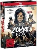Zombies! - Überlebe die Untoten, Battle of the Damned, Deathgasm DVD-Box