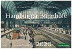 Hamburger Bahnhöfe - Wochenkalender 2020