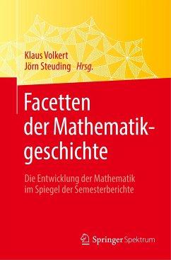 Facetten der Mathematikgeschichte