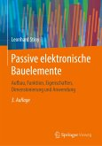 Passive elektronische Bauelemente