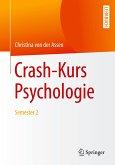 Crash-Kurs Psychologie