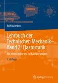 Lehrbuch der Technischen Mechanik - Band 2: Elastostatik