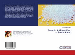 Fumaric Acid Modified Polyester Resin
