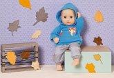 Dolly Moda Sport-Outfit Blau, Gr. 30cm