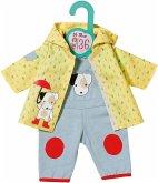 Zapf Creation® 870594 - Dolly Moda Latzhose mit Regenjacke, 36 cm