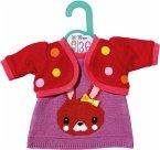 Zapf Creation® 870600 - Dolly Moda Strickkleid Kleid mit Jacke, Puppenbekleidung